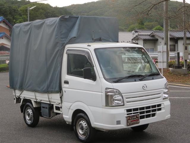 KCエアコン・パワステ 5速マニュアルパワステ(6枚目)