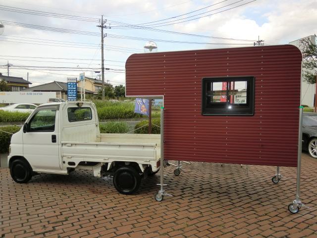 ホンダ アクティトラック 4WD 5速MT エアコン