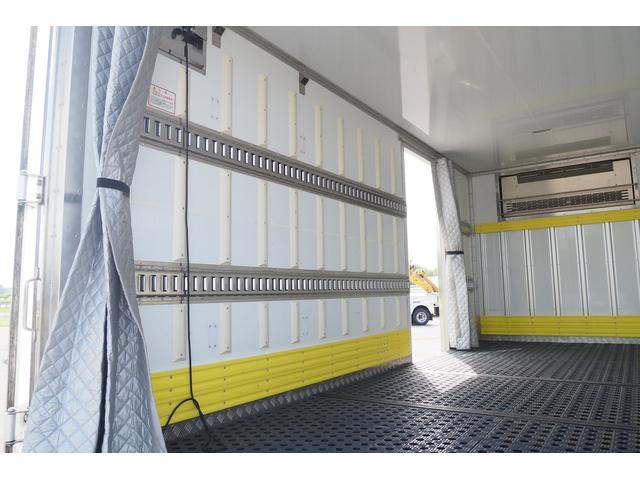 冷蔵冷凍車 低温仕様 上物冷凍機 三菱TDJS50A-L2 -30度 サイドドア 新明和製格納式パワーゲート付き ゲート内寸幅190奥行130cm 昇降能力1t ラッシング2段 積載3t バックカメラ(16枚目)