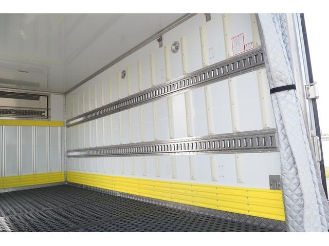 冷蔵冷凍車 低温仕様 上物冷凍機 三菱TDJS50A-L2 -30度 サイドドア 新明和製格納式パワーゲート付き ゲート内寸幅190奥行130cm 昇降能力1t ラッシング2段 積載3t バックカメラ(17枚目)