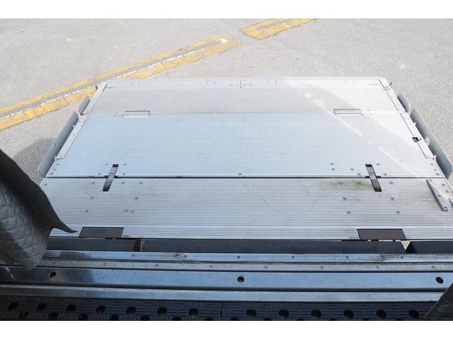 冷蔵冷凍車 低温仕様 上物冷凍機 三菱TDJS50A-L2 -30度 サイドドア 新明和製格納式パワーゲート付き ゲート内寸幅190奥行130cm 昇降能力1t ラッシング2段 積載3t バックカメラ(22枚目)