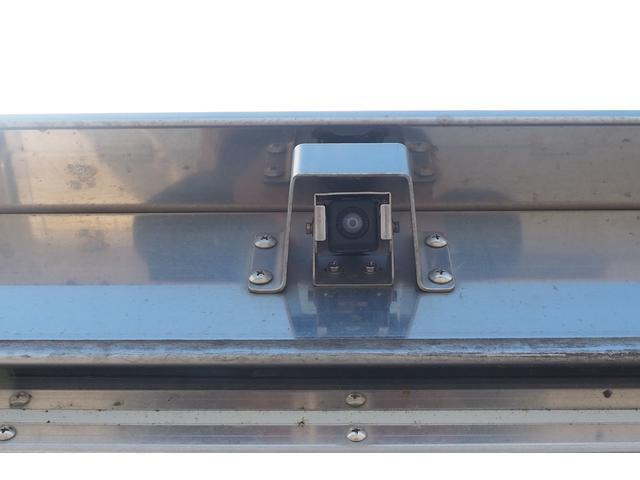 冷蔵冷凍車 低温仕様 上物冷凍機 三菱TDJS50A-L2 -30度 サイドドア 新明和製格納式パワーゲート付き ゲート内寸幅190奥行130cm 昇降能力1t ラッシング2段 積載3t バックカメラ(23枚目)