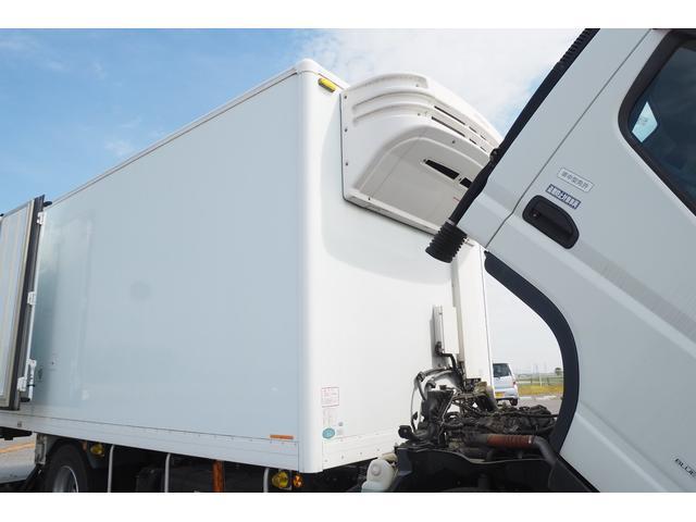 冷蔵冷凍車 低温仕様 上物冷凍機 三菱TDJS50A-L2 -30度 サイドドア 新明和製格納式パワーゲート付き ゲート内寸幅190奥行130cm 昇降能力1t ラッシング2段 積載3t バックカメラ(25枚目)