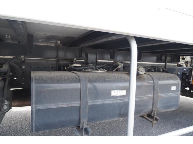 冷蔵冷凍車 低温仕様 上物冷凍機 三菱TDJS50A-L2 -30度 サイドドア 新明和製格納式パワーゲート付き ゲート内寸幅190奥行130cm 昇降能力1t ラッシング2段 積載3t バックカメラ(32枚目)