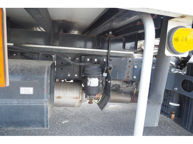 冷蔵冷凍車 低温仕様 上物冷凍機 三菱TDJS50A-L2 -30度 サイドドア 新明和製格納式パワーゲート付き ゲート内寸幅190奥行130cm 昇降能力1t ラッシング2段 積載3t バックカメラ(33枚目)
