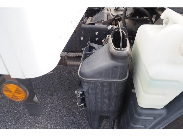 冷蔵冷凍車 低温仕様 上物冷凍機 三菱TDJS50A-L2 -30度 サイドドア 新明和製格納式パワーゲート付き ゲート内寸幅190奥行130cm 昇降能力1t ラッシング2段 積載3t バックカメラ(35枚目)