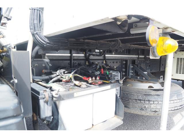 冷蔵冷凍車 低温仕様 上物冷凍機 三菱TDJS50A-L2 -30度 サイドドア 新明和製格納式パワーゲート付き ゲート内寸幅190奥行130cm 昇降能力1t ラッシング2段 積載3t バックカメラ(43枚目)