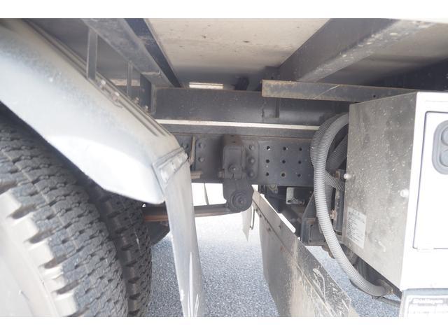 冷蔵冷凍車 低温仕様 上物冷凍機 三菱TDJS50A-L2 -30度 サイドドア 新明和製格納式パワーゲート付き ゲート内寸幅190奥行130cm 昇降能力1t ラッシング2段 積載3t バックカメラ(47枚目)