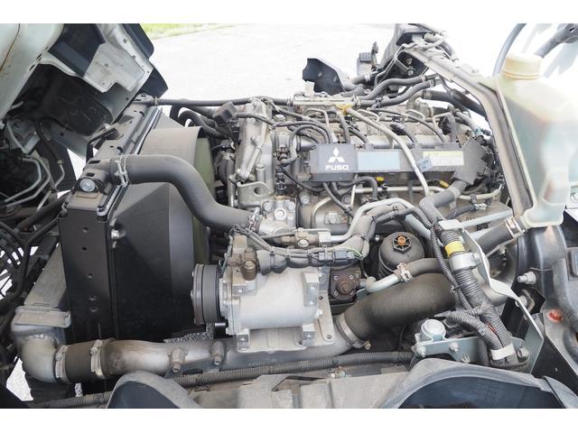 冷蔵冷凍車 低温仕様 上物冷凍機 三菱TDJS50A-L2 -30度 サイドドア 新明和製格納式パワーゲート付き ゲート内寸幅190奥行130cm 昇降能力1t ラッシング2段 積載3t バックカメラ(51枚目)