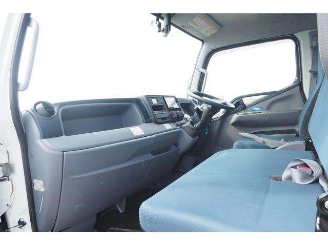 冷蔵冷凍車 低温仕様 上物冷凍機 三菱TDJS50A-L2 -30度 サイドドア 新明和製格納式パワーゲート付き ゲート内寸幅190奥行130cm 昇降能力1t ラッシング2段 積載3t バックカメラ(53枚目)