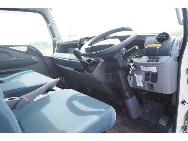 冷蔵冷凍車 低温仕様 上物冷凍機 三菱TDJS50A-L2 -30度 サイドドア 新明和製格納式パワーゲート付き ゲート内寸幅190奥行130cm 昇降能力1t ラッシング2段 積載3t バックカメラ(55枚目)