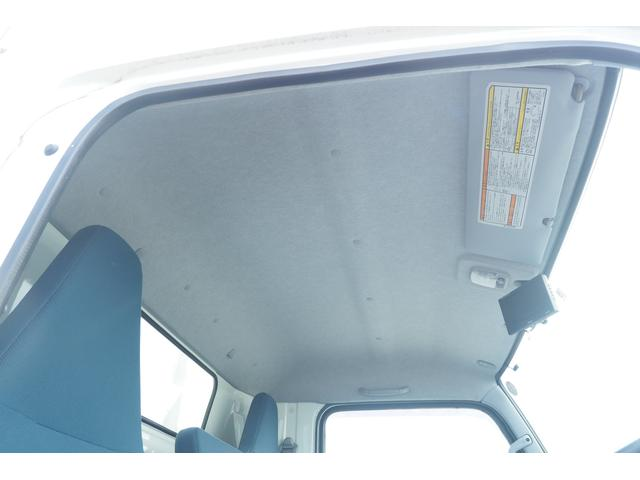 冷蔵冷凍車 低温仕様 上物冷凍機 三菱TDJS50A-L2 -30度 サイドドア 新明和製格納式パワーゲート付き ゲート内寸幅190奥行130cm 昇降能力1t ラッシング2段 積載3t バックカメラ(57枚目)