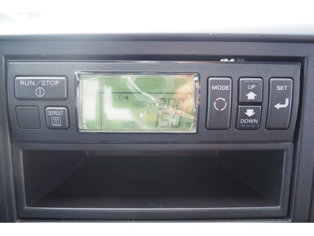 冷蔵冷凍車 低温仕様 上物冷凍機 三菱TDJS50A-L2 -30度 サイドドア 新明和製格納式パワーゲート付き ゲート内寸幅190奥行130cm 昇降能力1t ラッシング2段 積載3t バックカメラ(60枚目)