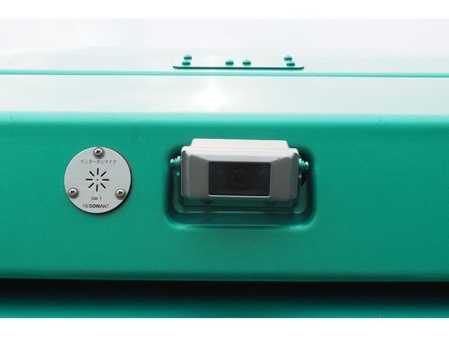 新明和製G-PX GT064 塵芥車 プレス式 パッカー車 上物モデルGT064 連続スイッチ付き 容量6.8立米 汚水タンク付 積載2850kg バックカメラ(14枚目)