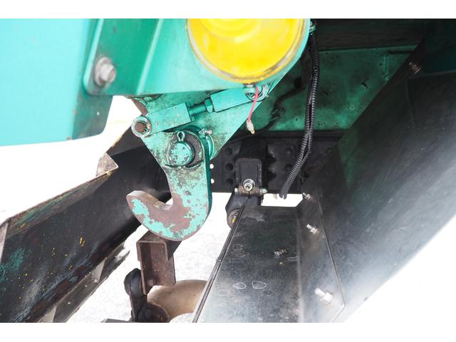 新明和製G-PX GT064 塵芥車 プレス式 パッカー車 上物モデルGT064 連続スイッチ付き 容量6.8立米 汚水タンク付 積載2850kg バックカメラ(27枚目)