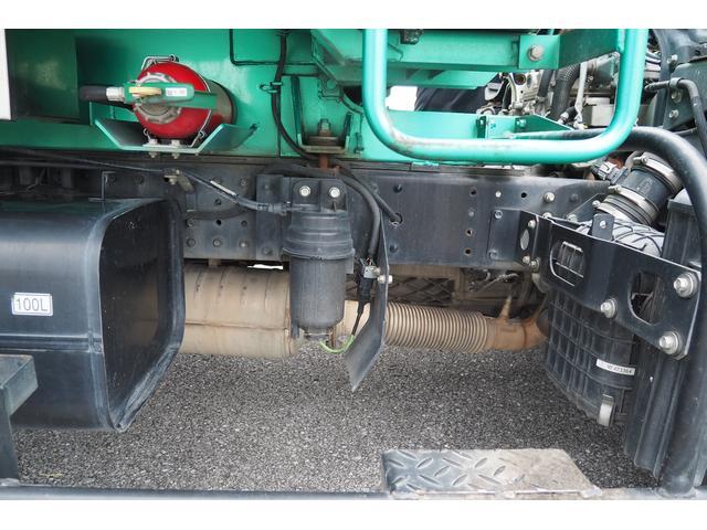新明和製G-PX GT064 塵芥車 プレス式 パッカー車 上物モデルGT064 連続スイッチ付き 容量6.8立米 汚水タンク付 積載2850kg バックカメラ(31枚目)
