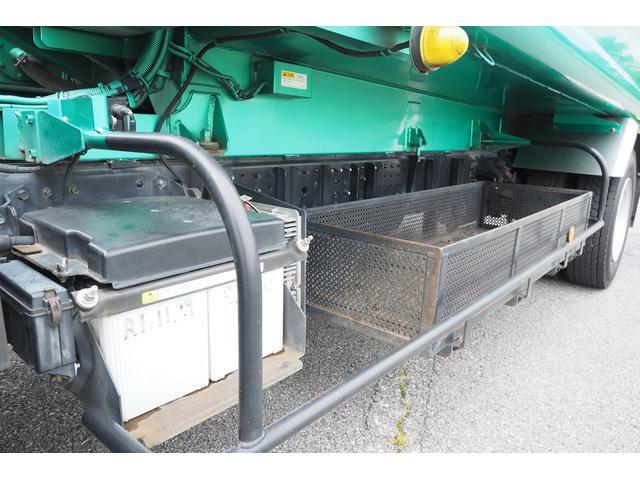 新明和製G-PX GT064 塵芥車 プレス式 パッカー車 上物モデルGT064 連続スイッチ付き 容量6.8立米 汚水タンク付 積載2850kg バックカメラ(39枚目)