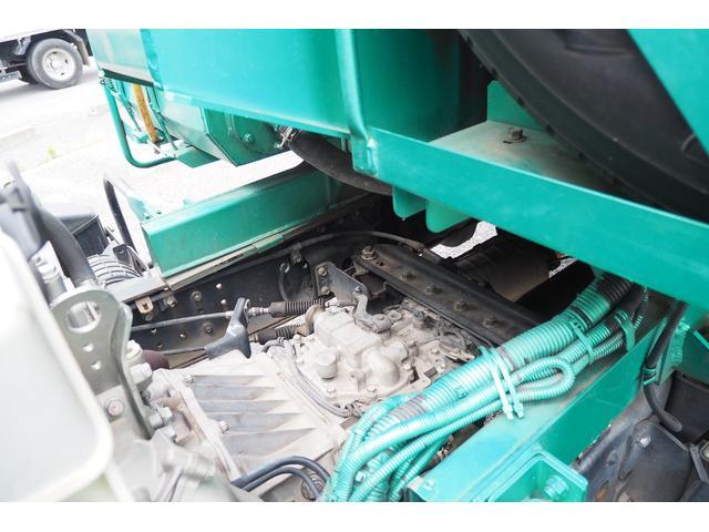 新明和製G-PX GT064 塵芥車 プレス式 パッカー車 上物モデルGT064 連続スイッチ付き 容量6.8立米 汚水タンク付 積載2850kg バックカメラ(40枚目)