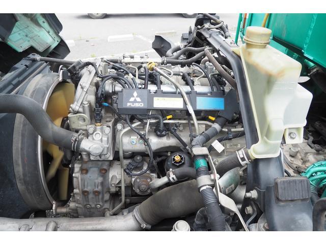 新明和製G-PX GT064 塵芥車 プレス式 パッカー車 上物モデルGT064 連続スイッチ付き 容量6.8立米 汚水タンク付 積載2850kg バックカメラ(47枚目)