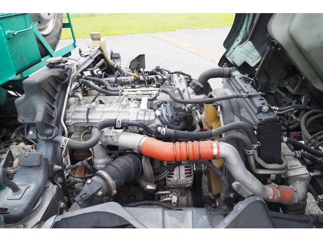 新明和製G-PX GT064 塵芥車 プレス式 パッカー車 上物モデルGT064 連続スイッチ付き 容量6.8立米 汚水タンク付 積載2850kg バックカメラ(49枚目)