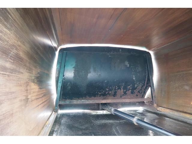 新明和製G-PX GT064 塵芥車 プレス式 パッカー車 上物モデルGT064 連続スイッチ付き 容量6.8立米 汚水タンク付 積載2850kg バックカメラ(53枚目)