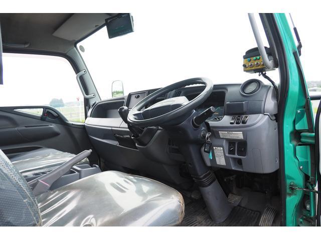 新明和製G-PX GT064 塵芥車 プレス式 パッカー車 上物モデルGT064 連続スイッチ付き 容量6.8立米 汚水タンク付 積載2850kg バックカメラ(62枚目)