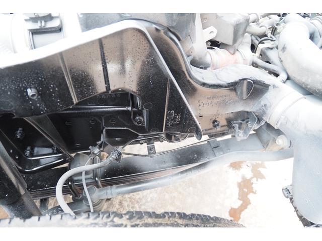 外装仕上げ済み 新明和製 パッカー車 プレス式 4.6立米 コンテナ反転装置付き 塵芥車 汚水タンク 連続スイッチ 積載1.7t 内外装クリーニング中(34枚目)