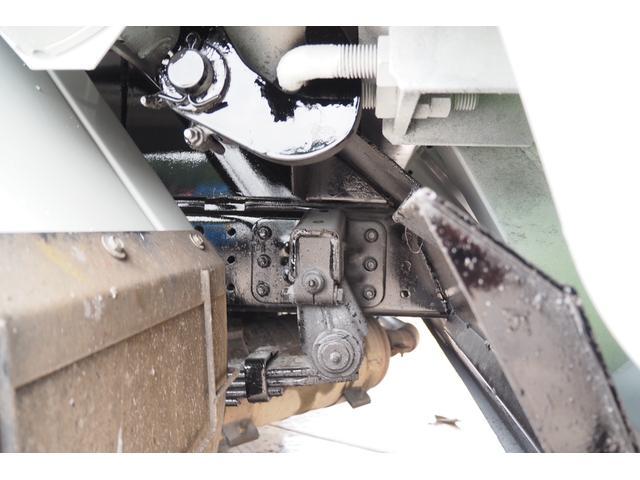 外装仕上げ済み 新明和製 パッカー車 プレス式 4.6立米 コンテナ反転装置付き 塵芥車 汚水タンク 連続スイッチ 積載1.7t 内外装クリーニング中(46枚目)