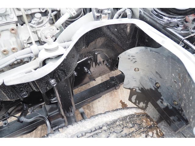 外装仕上げ済み 新明和製 パッカー車 プレス式 4.6立米 コンテナ反転装置付き 塵芥車 汚水タンク 連続スイッチ 積載1.7t 内外装クリーニング中(52枚目)