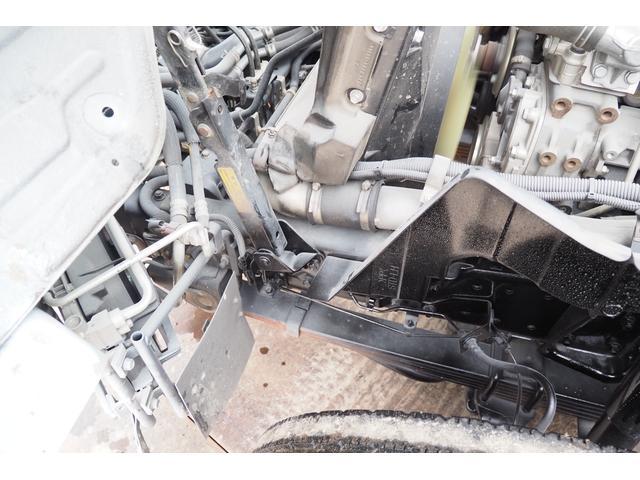 外装仕上げ済み 新明和製 パッカー車 プレス式 4.6立米 コンテナ反転装置付き 塵芥車 汚水タンク 連続スイッチ 積載1.7t 内外装クリーニング中(53枚目)