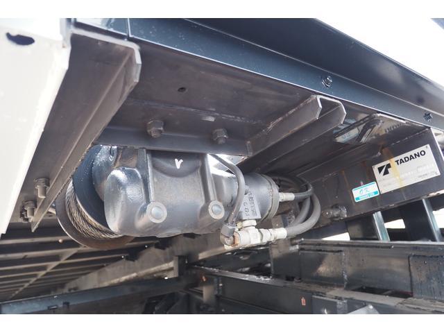 4段 クレーン付 セーフティーローダー ラジコン付 スライドタダノSS28 タダノZE294HR 差し違いアウトリガー 2.93t吊り 荷台内寸508幅206cm 150馬力 積載量 3050kg(25枚目)