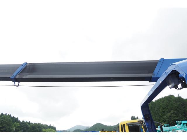 4段 クレーン付 セーフティーローダー ラジコン付 スライドタダノSS28 タダノZE294HR 差し違いアウトリガー 2.93t吊り 荷台内寸508幅206cm 150馬力 積載量 3050kg(41枚目)