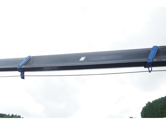 4段 クレーン付 セーフティーローダー ラジコン付 スライドタダノSS28 タダノZE294HR 差し違いアウトリガー 2.93t吊り 荷台内寸508幅206cm 150馬力 積載量 3050kg(42枚目)