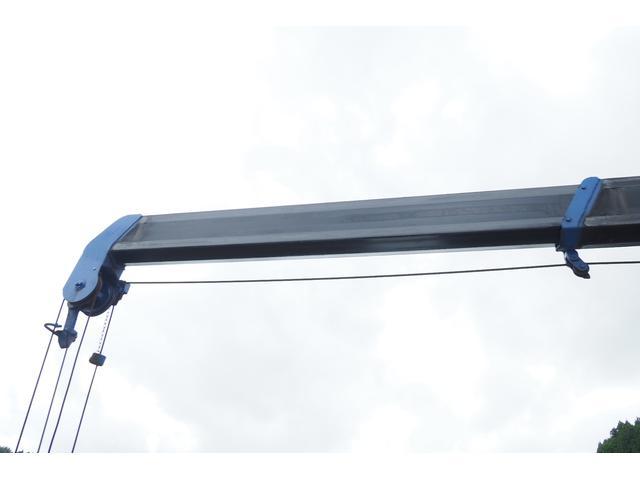 4段 クレーン付 セーフティーローダー ラジコン付 スライドタダノSS28 タダノZE294HR 差し違いアウトリガー 2.93t吊り 荷台内寸508幅206cm 150馬力 積載量 3050kg(43枚目)