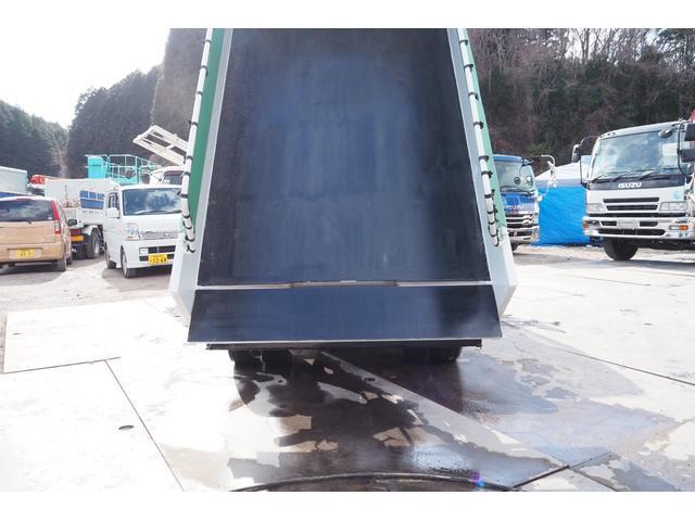 Fゲート Lゲート ダンプ 電動コボレーン付 積載1950kg 低床 2tダンプ ターボ150馬力(13枚目)