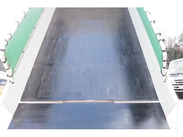 Fゲート Lゲート ダンプ 電動コボレーン付 積載1950kg 低床 2tダンプ ターボ150馬力(21枚目)