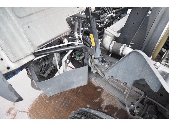 極東開発製 フラトップ フルフラット セーフティーローダー あおりレスタイプ スライド ウインチ ラジコン付き 荷台内寸570幅207cm 積載3.6t 内フック付き バックカメラ ETC ナビ付(59枚目)