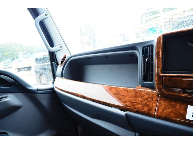 極東開発製 フラトップ フルフラット セーフティーローダー あおりレスタイプ スライド ウインチ ラジコン付き 荷台内寸570幅207cm 積載3.6t 内フック付き バックカメラ ETC ナビ付(76枚目)