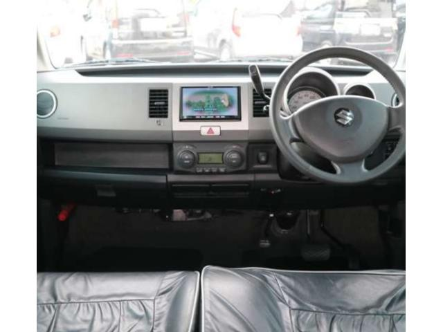 スズキ ワゴンR RR-DI 4WD ターボ SDナビ TV DVD再生