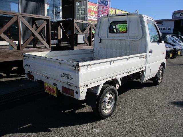 KA 4WD マニュアル5速 走行75000km(3枚目)