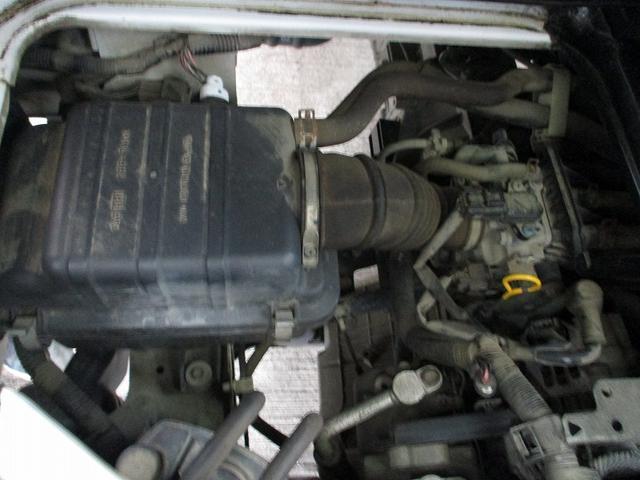 【エンジン種類】10万キロ毎の交換が不要のタイミングチェーン式エンジンですので、余分なメンテナンス費用が不要です!保証も付くので安心ですね!
