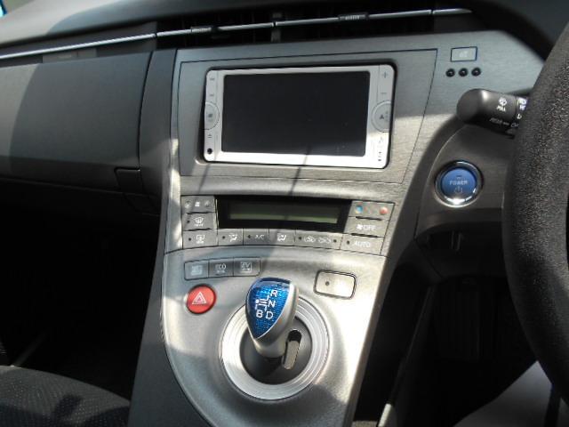 トヨタ プリウス S ABS CD HDDナビ 純正アルミ バックモニター