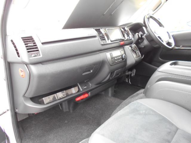 トヨタ ハイエースバン スーパーGL ダークプライム ナビ ETC フルセグTV