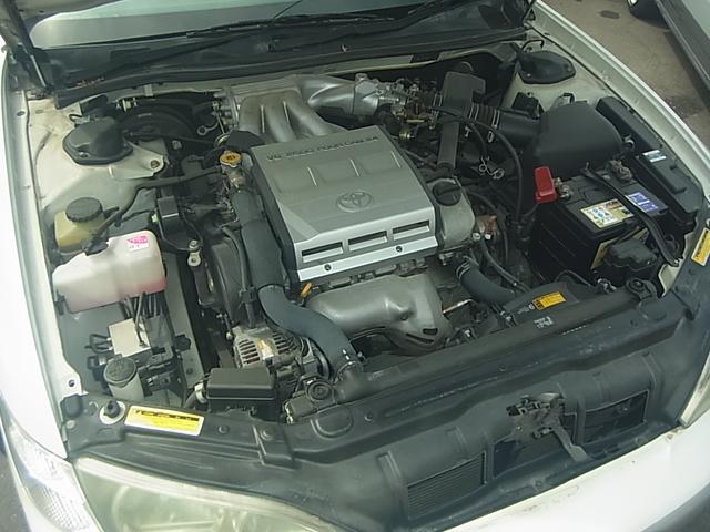 トヨタ ウィンダム 2.5G ワンオーナー フルオリジナル