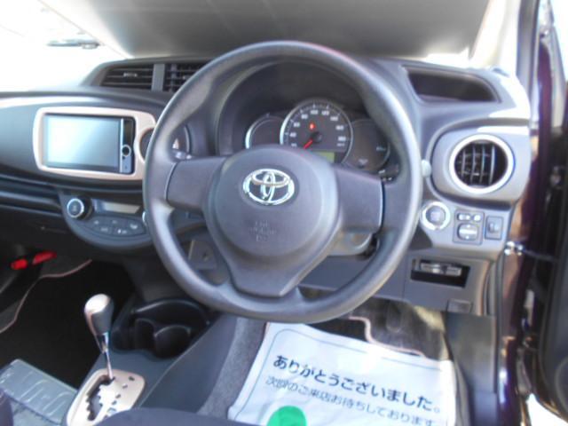 トヨタ ヴィッツ F シエル HDDナビ バックモニター ETC
