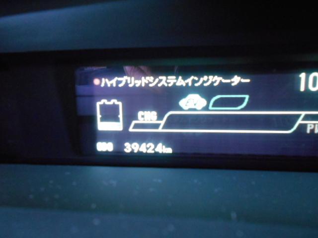 トヨタ プリウス G 純正アルミ HDDナビ ETC バックモニター
