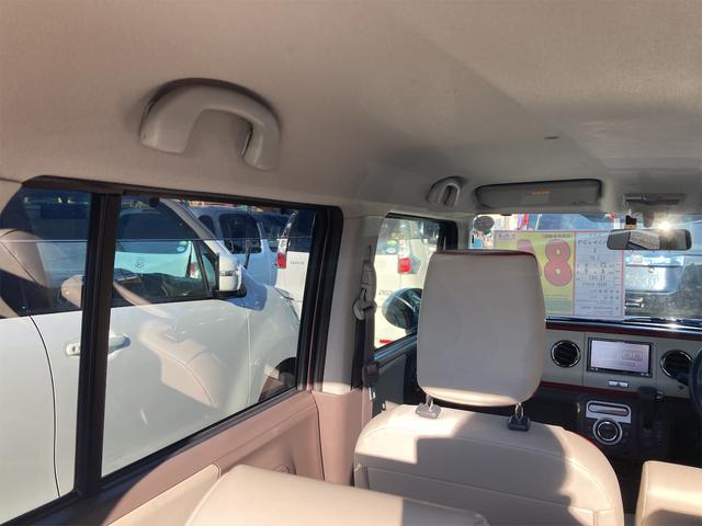 X HIDヘッド Iストップ ベンチシート インテリジェントキー フルフラット ETC付き(25枚目)