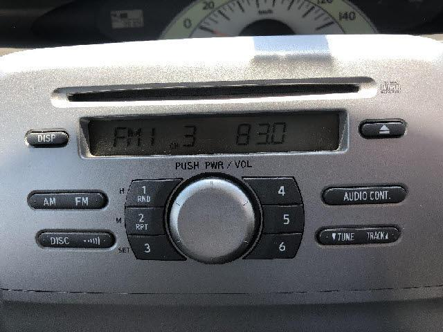 純正オーディオです!CD/ラジオ