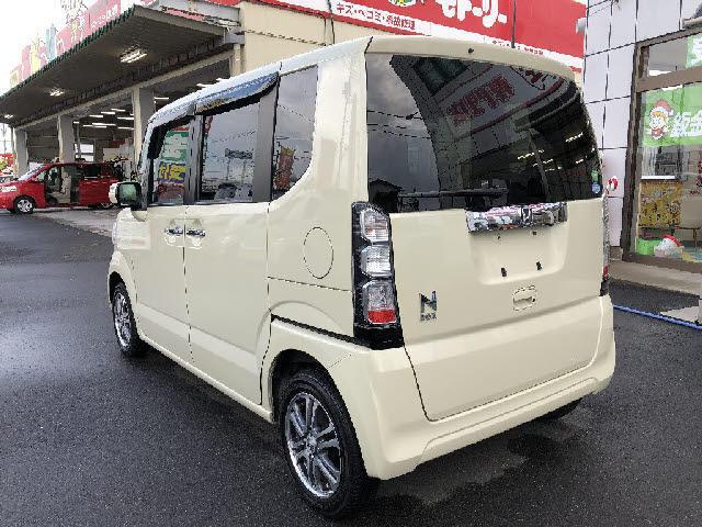 「ホンダ」「N-BOX」「コンパクトカー」「茨城県」の中古車4