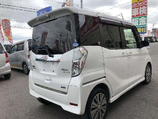 「日産」「デイズルークス」「コンパクトカー」「茨城県」の中古車3